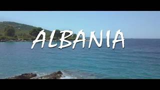Ksamil beach. Albania