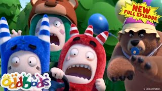 ODDBODS | GoldiBear & The Zee Bear | NEW Full Episode | Cartoons For Kids