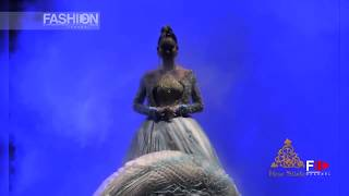 GUO PEI Legend of the Dragon Haute Couture 2012 Beijing by Fashion Channel