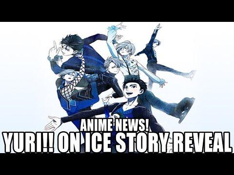 YURI!!! ON ICE STORY REVEAL - Anime News