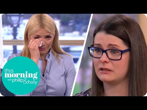 Holly Is Moved to Tears by Mother Who Lost Her Baby to Sepsis | This Morning