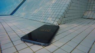On a jeté le Samsung Galaxy S7 à l