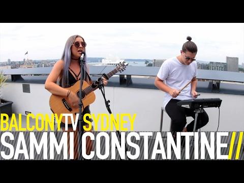 SAMMI CONSTANTINE - CLOSING IN (BalconyTV)