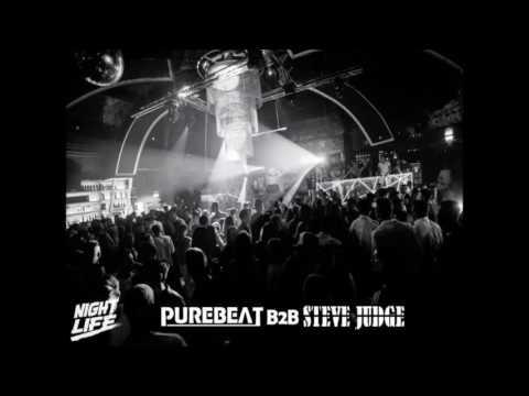 Purebeat b2b Steve Judge - Night Life Ultra @ Liget Club 2016.05.20