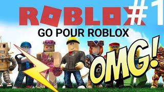 YO FIRST VIDEO AND ROBLOX !!!!!