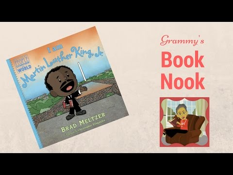 I am Martin Luther King, Jr.| Children's Books Read Aloud