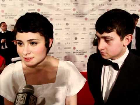 BIFA 2011 Interview - Yasmin Paige & Craig Roberts - Submarine
