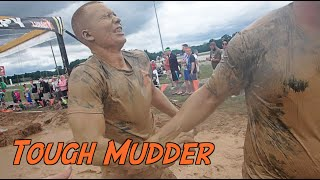 TOUGH MUDDER CHALLENGE!! (DENNIS ROADY)