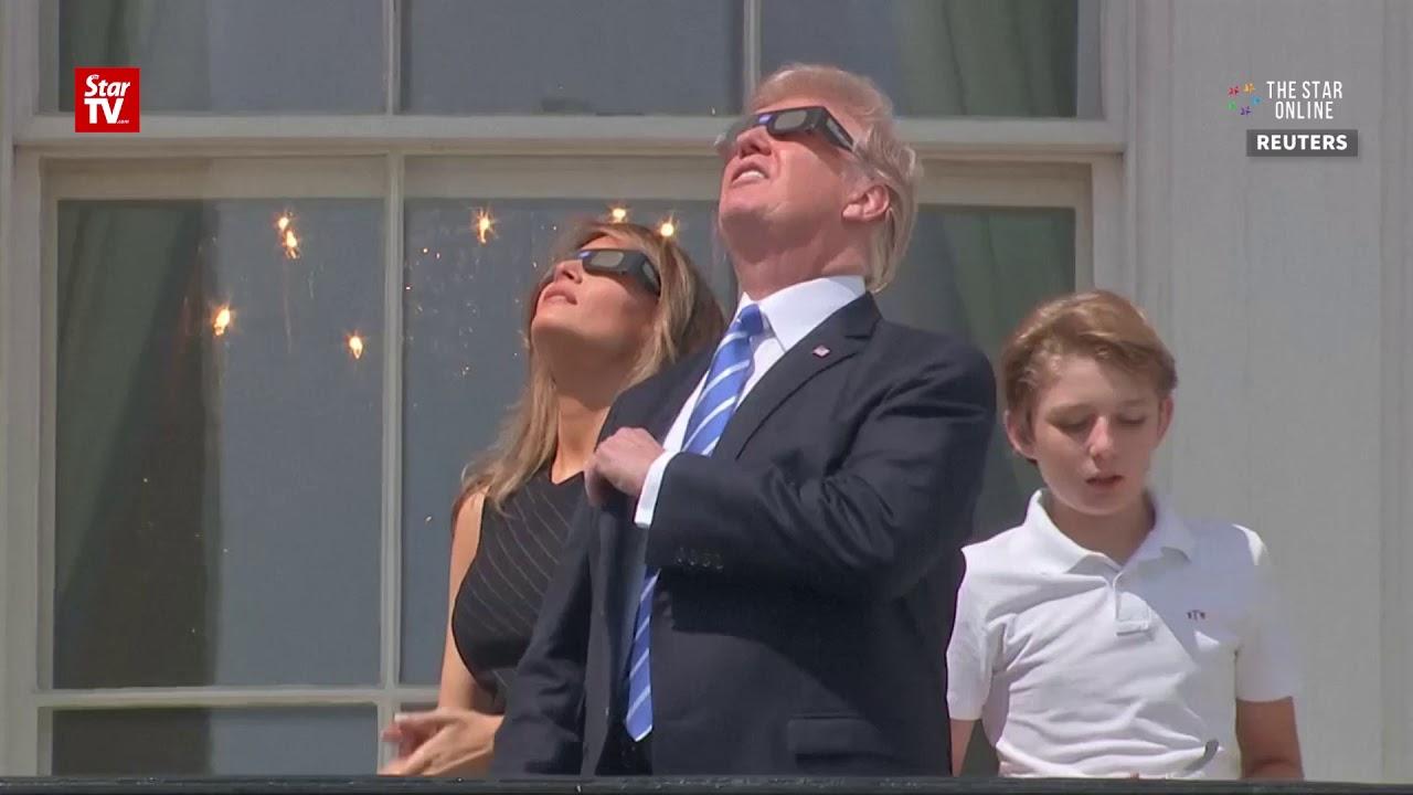 Total solar eclipse dazzles spectators across U.S.