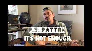 Worship Cover | It's Not Enough |The Modern Post