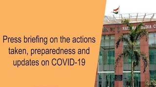 Press briefing on the actions taken, preparedness and updates on COVID-19 |  Oneindia News