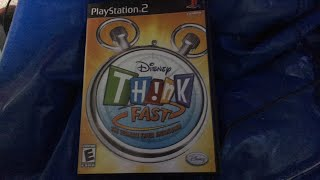 Player VS Player: Disney Think Fast