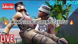 ????FORTNITE FASHION SHOW LIVE SKIN COMPETITION! FREE REWARDS ???? NA EAST CUSTOMS MATCHMAKING #FEAR