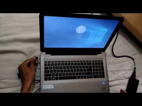 HP 15-be001TX Laptop Unboxing & Review    No profit review