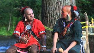 Oconaluftee Indian Village *Cherokee War Dance*