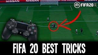 I MIGLIORI TRICK PER DOMINARE FIFA 20 [SKILLS, PASSAGGI, DRIBBLING]