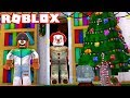 """""""IT"""" THE CLOWN RETURNS FOR CHRISTMAS IN ROBLOX"""
