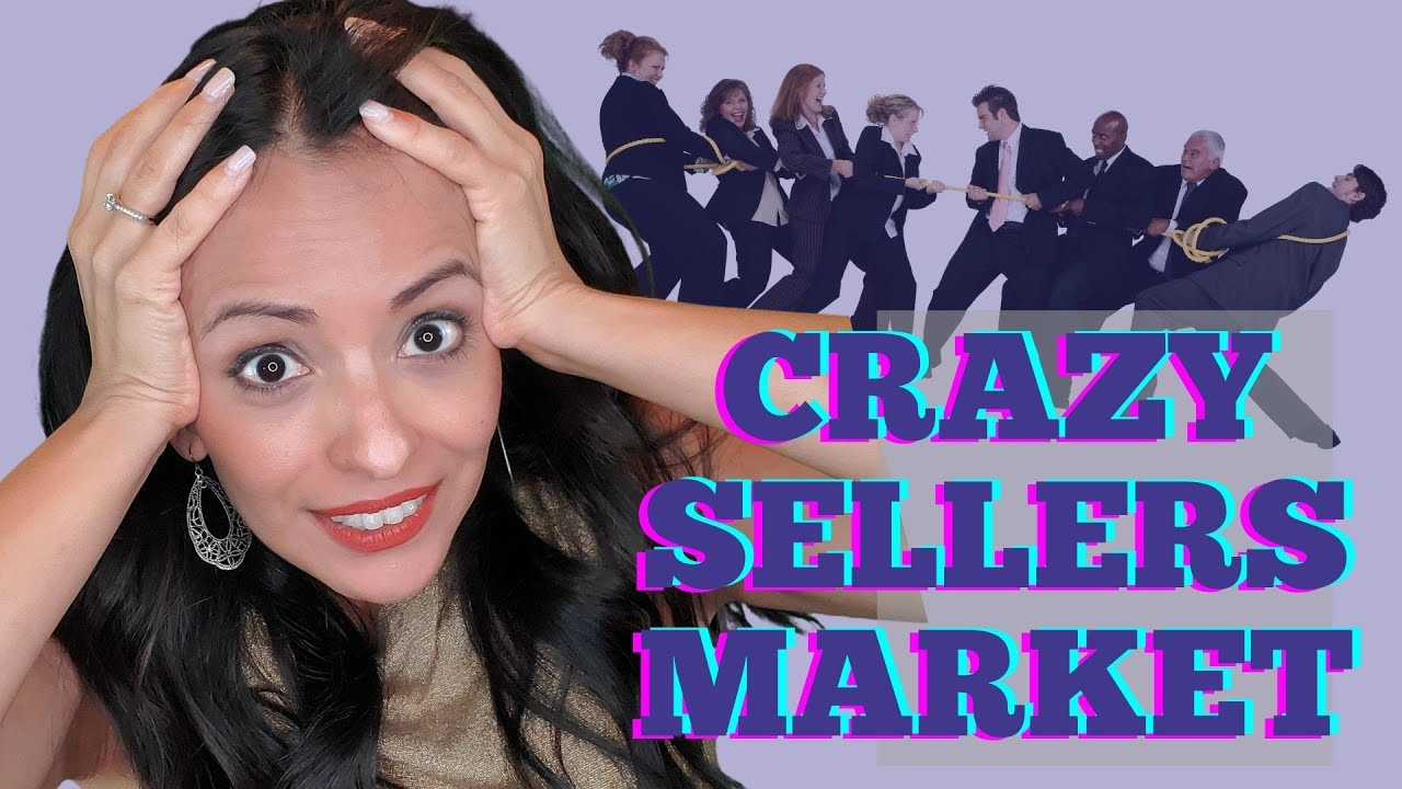 It's a CrAzY Sellers Market❗❗