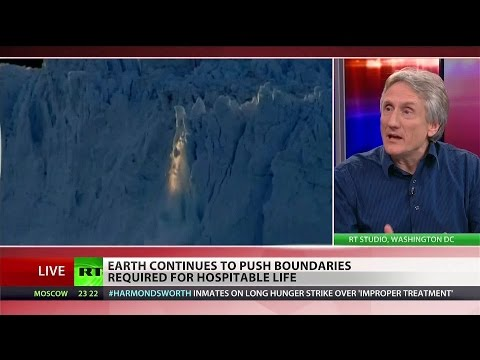 We are looking at the first human-made extinction – environmental scientist