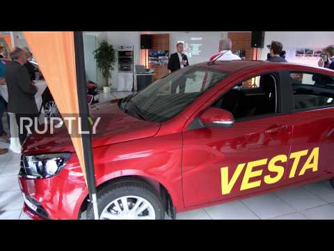 Germany: Russia's Lada Vesta launched on German market