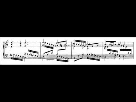 J.S. Bach - BWV 683 - Vater unser im Himmelreich