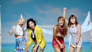 2NE1 - Falling In Love [1080p] [60fps]