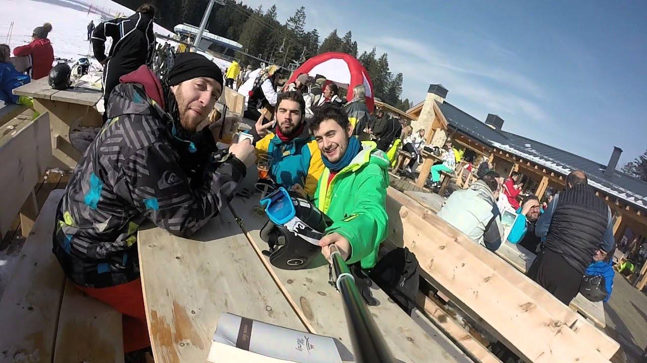 Andalo ski gopro hero 3 silver (07.02.2016)