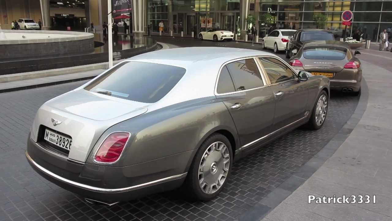 Bentley Mulsanne 2013 two-tone - YouTube