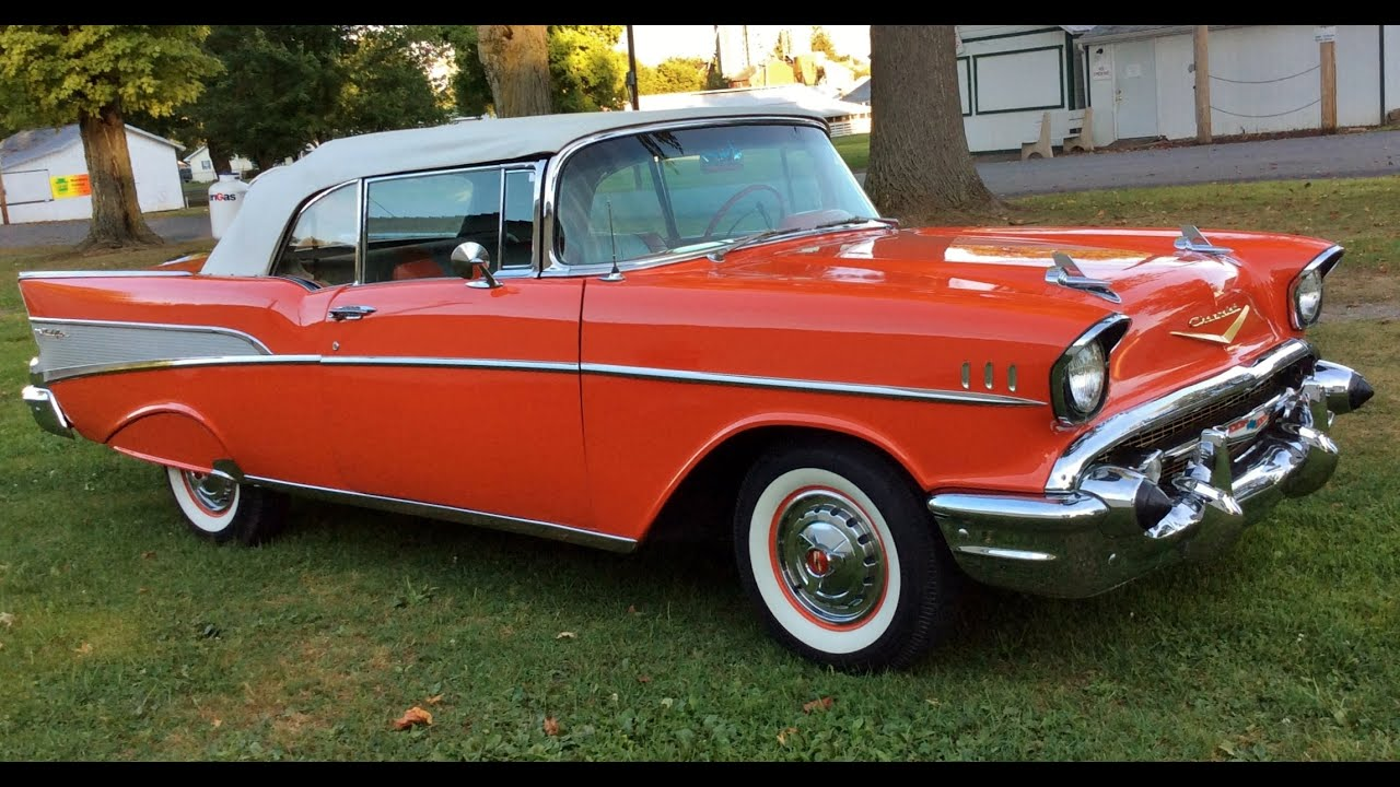 Chevrolet bel air hardtop for sale upcoming chevrolet - 1957 Chevrolet Bel Air Convertible For Sale