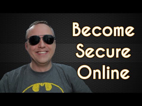 Protect Yourself Online | 5 Pillars of Security and Privacy