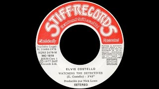 [1977] Elvis Costello • Watching the Detectives