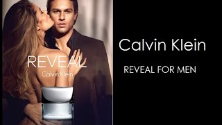 Oh So Sexy!!!! Calvin Klein Reveal EDT for Men Fragrance Review