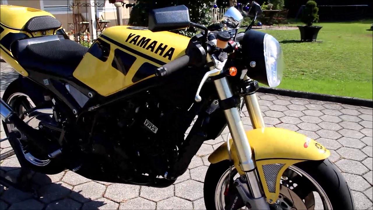 Yamaha RD 350 YPVS Umbau/Tuning