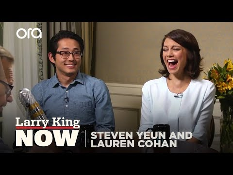 Will Glenn and Maggie Have a Baby? | Larry King Now - Ora TV