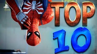 Top 10 Spiderman Games for Android/iOS of 2018 - Console Games on Mobile - DOWNLOAD LINK!