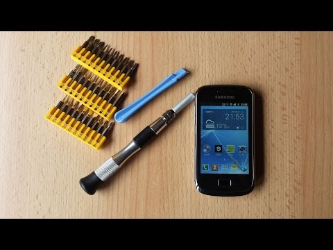 Samsung Galaxy Mini 2 GT-S6500D Teardown Disassembly and Assembly [Tutorial]