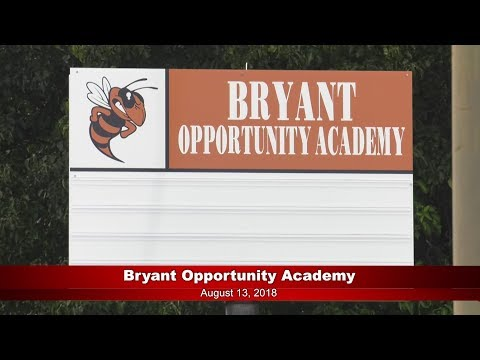 Bryant Opportunity Academy Tour