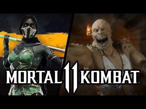 Mortal Kombat  - Jade Confirmed & New Voice for Baraka?