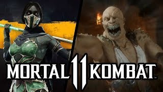 Mortal Kombat 11 - Jade Confirmed & New Voice for Baraka?