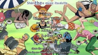 One Piece OP 11 - 『 Share The World 』(subbed)