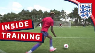 U21 Sharp Shooting Session in Poland | Inside Training