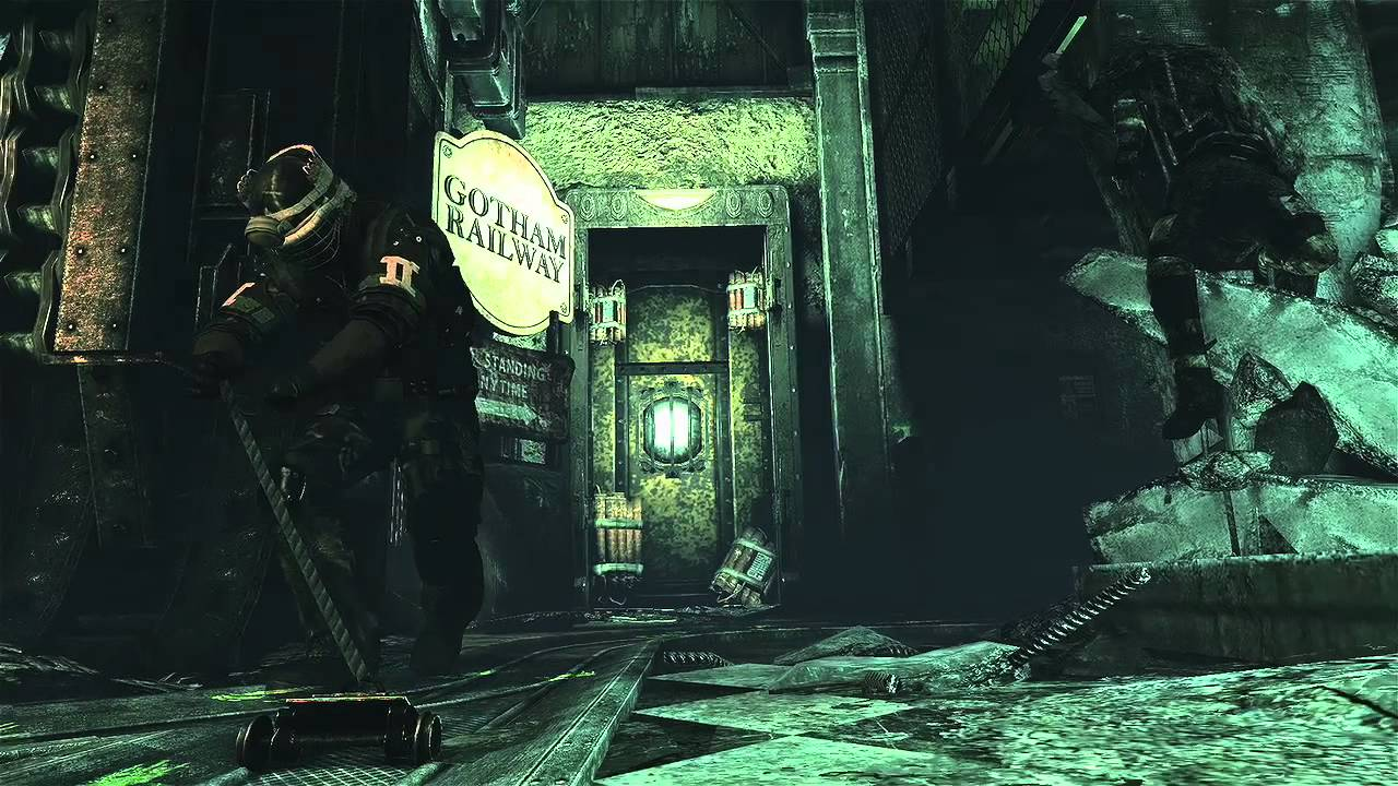 batman arkham city trailer - photo #25