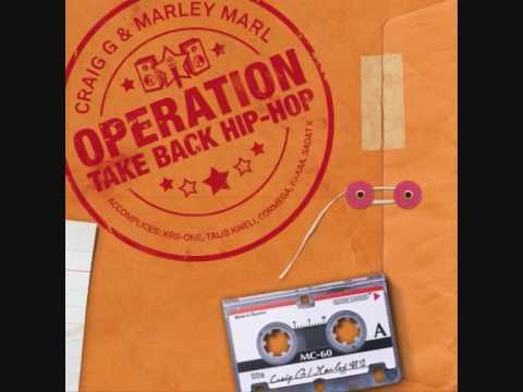 Craig G & Marley Marl - Just What I Need!