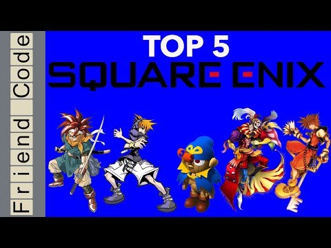 Friend Code: Top 5 Square Enix Games for Nintendo (Audio Only)