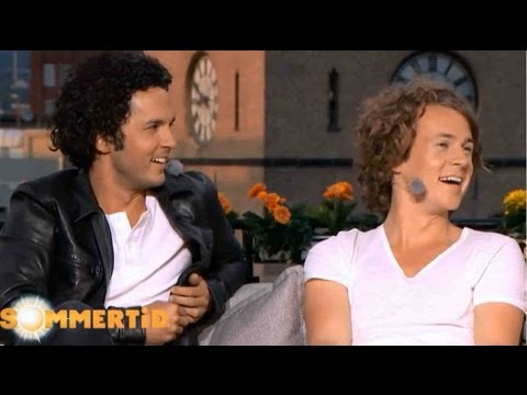 Ylvis & Calle  on Sommertid TV2  2013 English subtitles