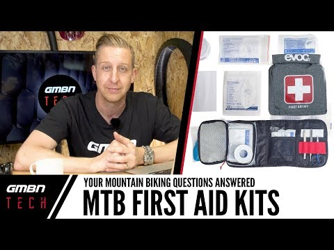 Ask GMBN Tech | Do You Carry A First Aid Kit While Riding?