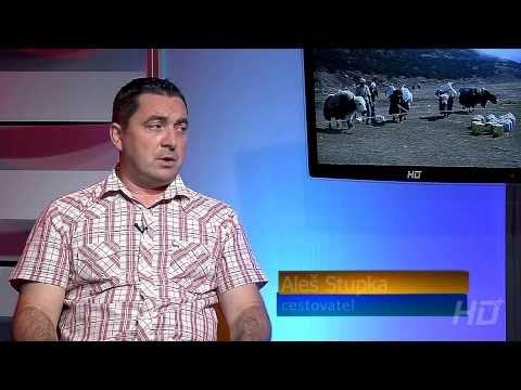 Travel Journal (21) Host: Aleš Stupka (Nepál)