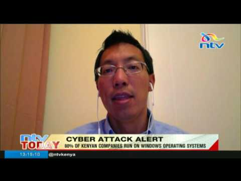 Cyber attack alert: 80 per cent of Kenya companies run on Windows