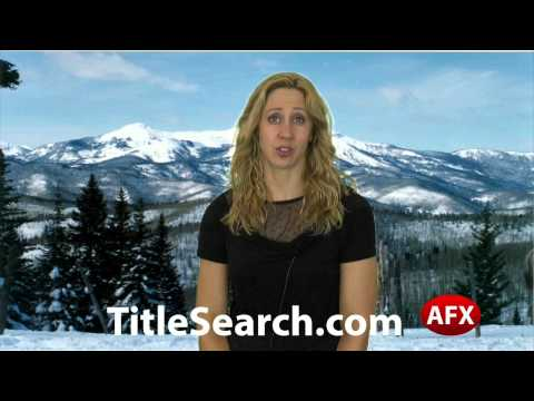 Property title records in Saguache County Colorado | AFX