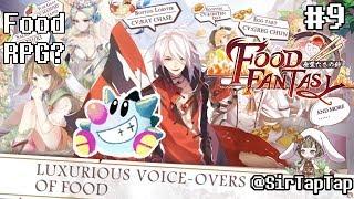 Let's Play Food Fantasy (9) | Pulling for Strawberry Daifuku And Raindrop Cake